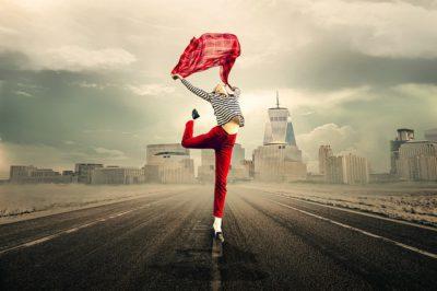Persönlichkeitsemtwicklung, Frei sein, Freiheit, Wohlstand