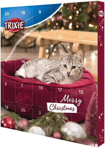 Adventskalender Katze