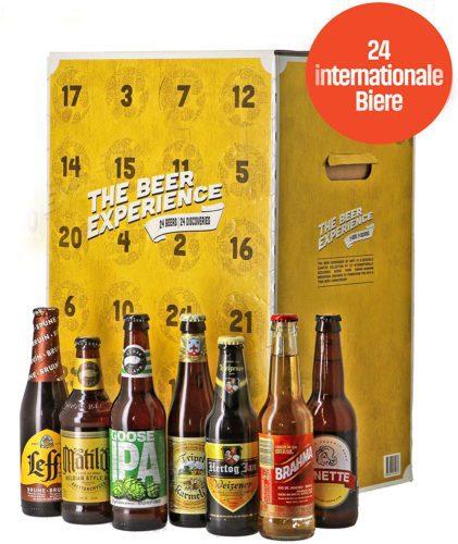 Bier weihnachtskalender