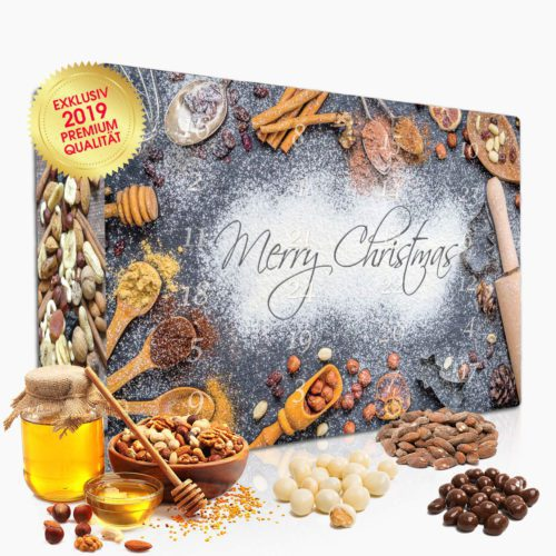 Knusper Weihnachtskalender