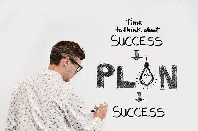 plan, success, selbstdisziplin