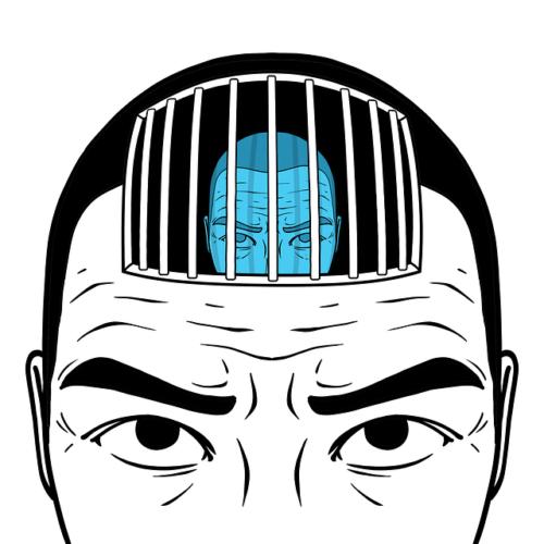 innere freiheit, negative Gedanken lösen
