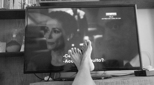 stillstand im leben durch fernsehen