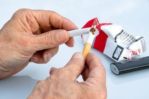 nie mehr rauchen